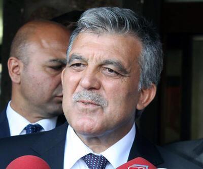 Abdullah Gül'den Ankara'daki terör saldırısına ilişkin açıklama