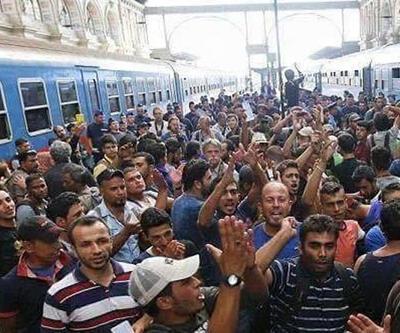 ABD'de bazı eyaletler Suriyeli mülteci kabul etmeyeceklerini açıkladı