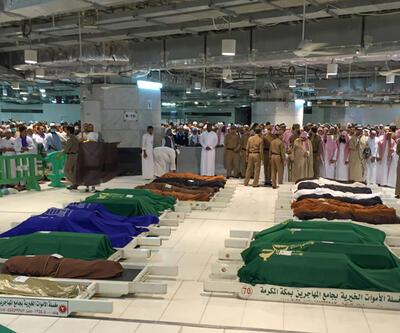 Mekke'deki vinç kazasında ölenler için 225 bin TL tazminat