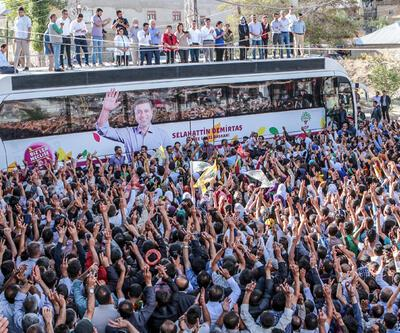 """""""Barış Yürüyüşü""""nde olaylar çıktı"""