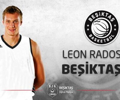 Radosevic Beşiktaş'ta