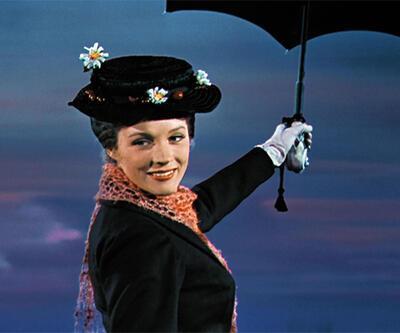 """Mary Poppins"" yeniden beyaz perdeye uyarlanacak"