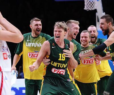 Eurobasket'te bir şok daha: Beklenmedik final
