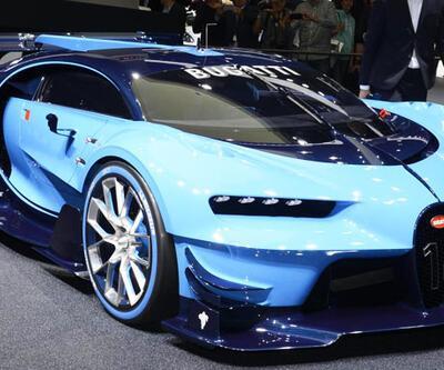Frankfurt'un en etkileyici 8 konsept otomobili