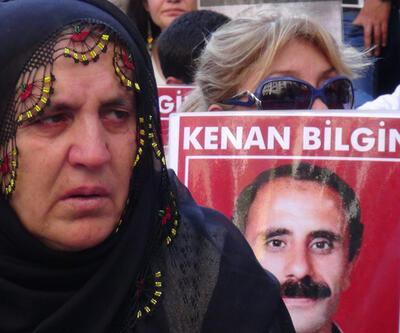 Cumartesi Anneleri Kenan Bilgen için eylem yaptı