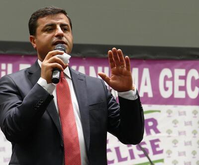 Selahattin Demirtaş'tan başkanlık sistemi açıklaması