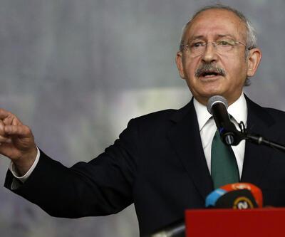 Kılıçdaroğlu'ndan ''kayyum kararına'' tepki
