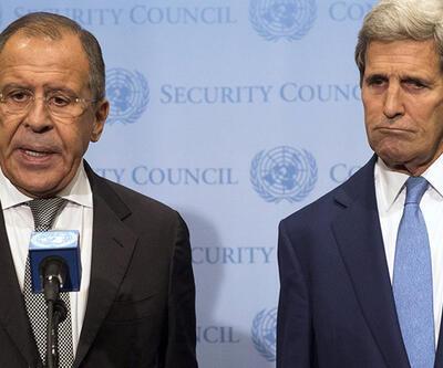 Kerry-Lavrov görüşmesinde operasyon vurgusu