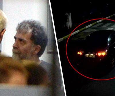 Ahmet Hakan'a saldırı!
