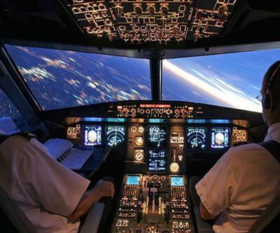 Kaptan pilot uçuş sırasında hayatını kaybetti!