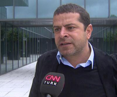 Cüneyt Özdemir CNN Türk'e konuştu