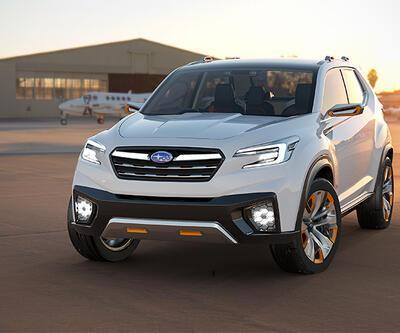 Subaru'dan iki yeni konsept