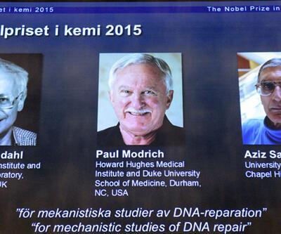 Nobel Kimya Ödülü biri Türk 3 bilim insanına