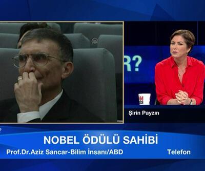 Aziz Sancar CNN Türk'e konuştu