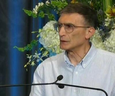 Aziz Sancar ABD'de konuştu