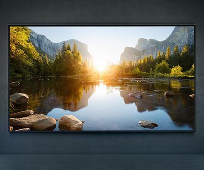 120 inç boyutunda 4K TV
