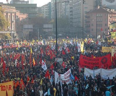 """Yarın Ankara'da """"Emek, barış, demokrasi"""" mitingi düzenleniyor"""