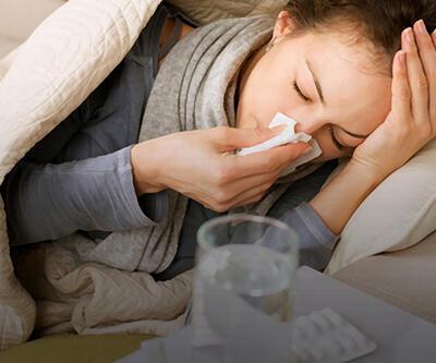 Nezle kısa sürüyor grip ateşi yükseltiyor
