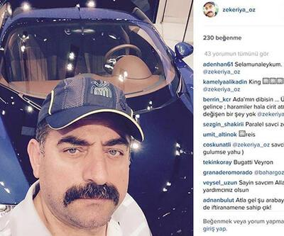Zekeriya Öz'den 7 milyon liralık paylaşım!