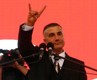 """Sedat Peker: """"Akan kanınızla duş alacağız"""""""