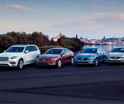 Volvo'dan elektrik atağı