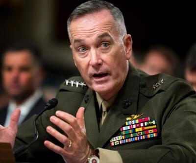 """ABD Genelkurmay Başkanı Dunford'dan Irak'a """"sürpriz ziyaret"""""""