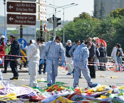 Ankara'daki katliama ilişkin yeni fotoğraflar