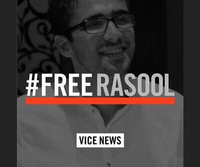 Vice News Türkiye'de tutuklu çalışanı Resul için ekranlarını 2 saat kararttı