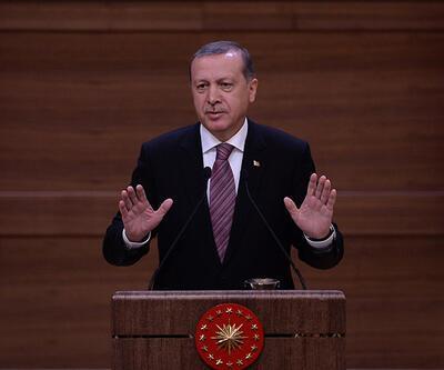 """Erdoğan'dan """"Eğit-donat"""" açıklaması"""