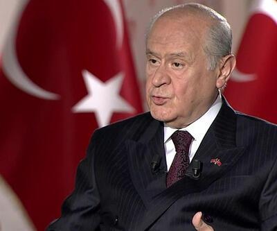 MHP Lideri Devlet Bahçeli Liderler Özel yayınında