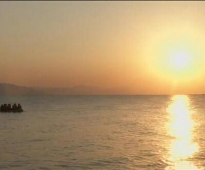 1 haftada 48 bin mülteci Yunanistan'a geçti