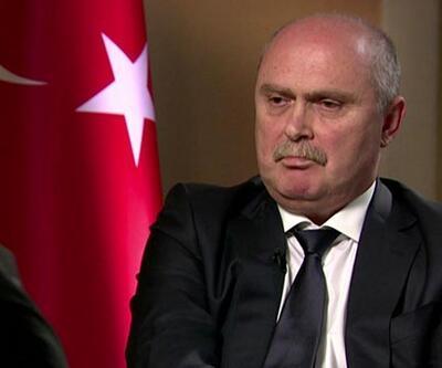 Dışişleri Bakanı Feridun Sinirlioğlu CNN International'a konuştu
