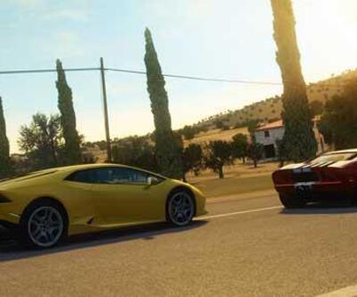 Forza Horizon 2`nin Yeni Aralar Karnzda