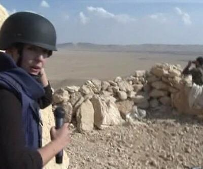 IŞİD'in elindeki Palmira ilk kez görüntülendi