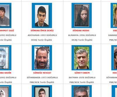 Aranan IŞİD'lilerin düşük yaş ortalaması dikkat çekti