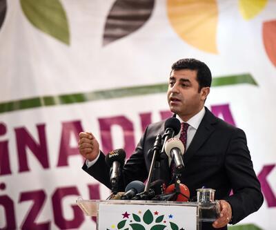 HDP Eş Genel Başkanı Demirtaş Kuzey Irak'a gitti