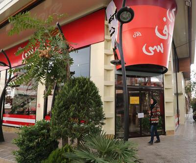 Kentucky Fried Chicken İran'da sadece 1 gün açık kaldı!