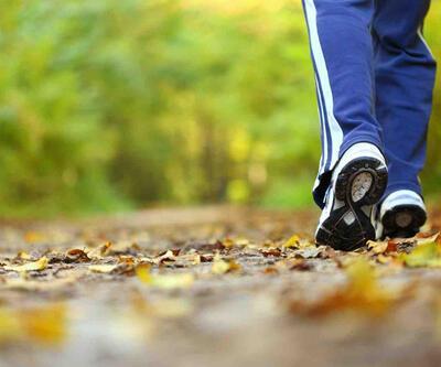 Kiloları atmak için, yürümek koşmaktan daha iyi