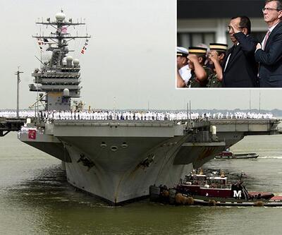 Çin'in jetleri havalandırmasının ardından ABD'den karşı hamle