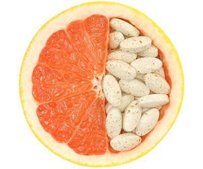 İlaç alırken bu meyveyi yemeyin!