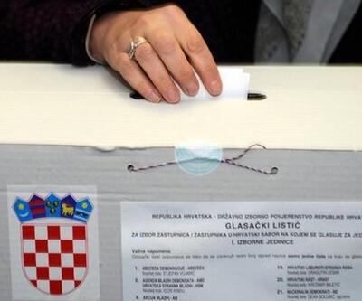 Hırvatistan'da seçimin galibi belli oldu