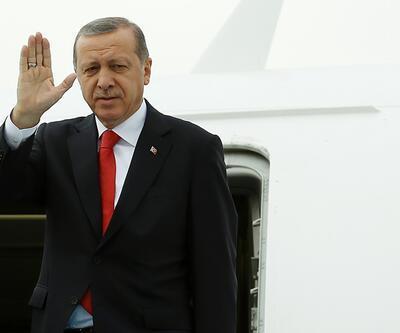 Erdoğan denetlemeye gidiyor