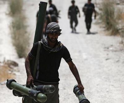 Suriye'de IŞİD'e darbe