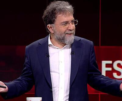 Ahmet Hakan Melih Gökçek'in o tweetlerini canlı yayında okudu