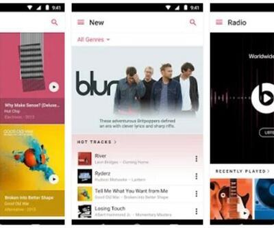 Apple Music Google Play'de!
