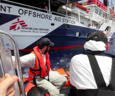 Amerikalı işadamından sığınmacılara kurtarma teknesi