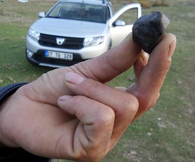 Bingöl'de zenginlik hayali. Bir taşla, bir araba aldı!