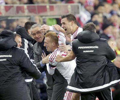 Euro 2016 Play-off: Norveç - Macaristan: 0-1