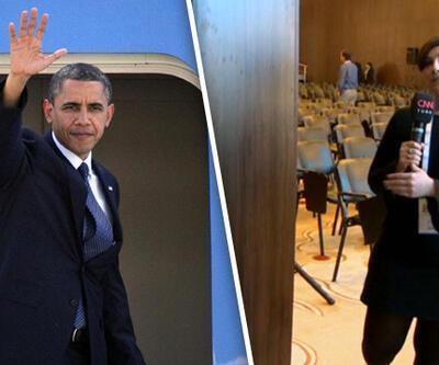 G20'de Obama için özel önlem alındı