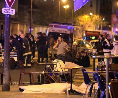 Paris katliamında 1 İsveçli öldü,1 İsveçli yaralı